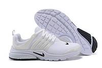 "Мужские/женские кроссовки Nike (Найк) Air Presto BR QS ""Oreo"" (presto_02)"