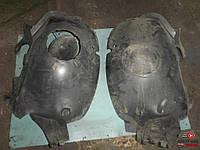Подкрылки передние (Л,П) на Renault Kangoo 2008-2012 1,5 DСI