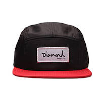 Кепка Diamond Supply Co Snapback Black-Red