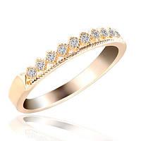 [ 16 17 ] Женское кольцо с камнями