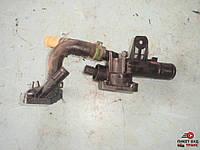 Корпус термостата на Renault Kangoo 2008-2012 1,5 DСI