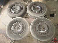 Диск колеса на Kangoo 2008-2012 1,5 DСI