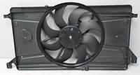 Вентилятор радиатора с кондиционером для Форд Фокус 2