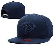 Кепка New Era Diamond Logo Supply Co Snapback Navy