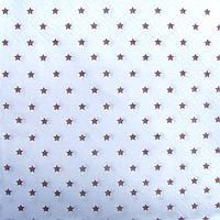 """Салфетка для декупажа """"Мелкие звезды"""",фоновая, размер 33*33 см, трехслойная"""
