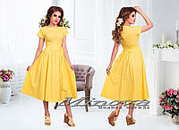 Изумительное  платье Ангелина,размеры 42-48. в расцветках