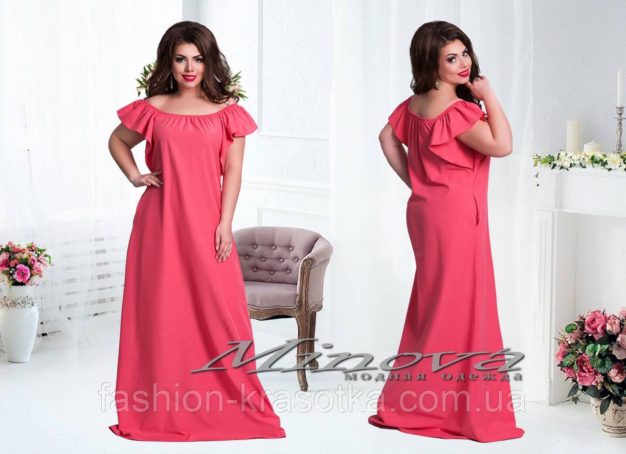 Женское платье анжелика