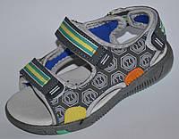 Босоножки сандалики на мальчика р-ры 20, 21, 22, 24, Tom. m с супинатором