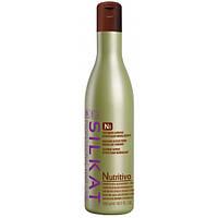 Шампунь для сухих, обесцвеченных и ломких волос, 300 мл, Silkat N1 BES