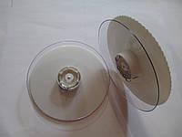 Катушка для мерных материалов : тесьма, ленты, шнуры.  (диаметр 121 мм диаметр катушки 36 мм ширина 14 мм)