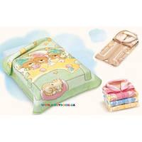 Плед-конверт Baby Sac 80х90 см Belpla 116