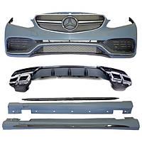 Аэродинамический обвес Mercedes-Benz E-Class (W212) E63 AMG рестайлинг