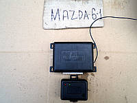 Сигнализация Аллигатор / Alligator L430 от Mazda 6 - 2004 г.в.