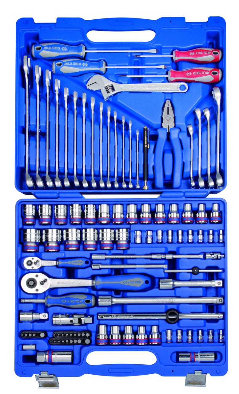 Набор инструментов 103 ед. 1/4'+1/2' KINGTONY 7503MR