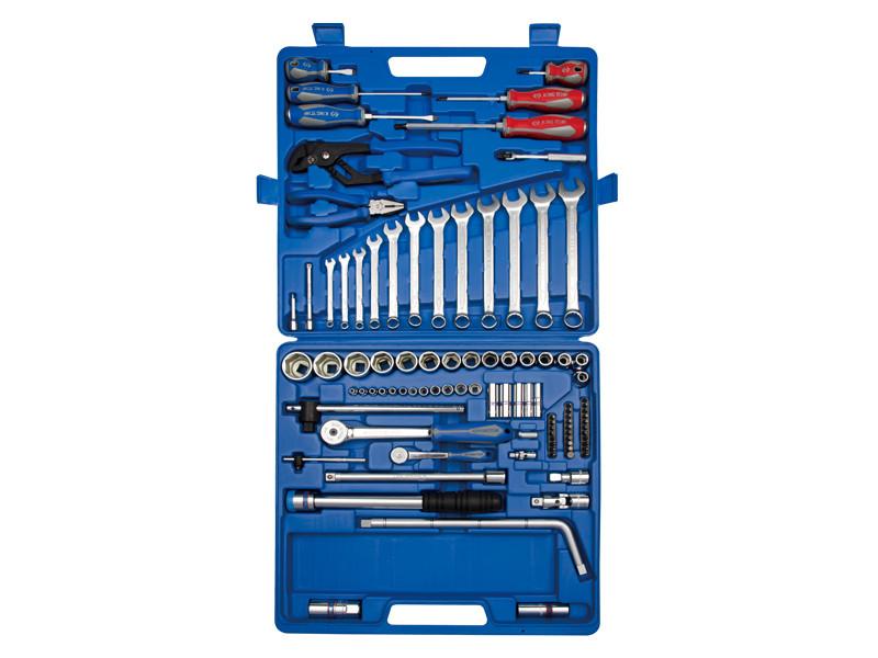 Набор инструментов  97 ед. 1/2' и 1/4 KINGTONY 7597MR01