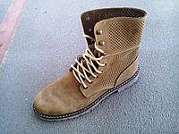 Ботинки берцы мужские кожаные KARDINAL 40 -45 р-р