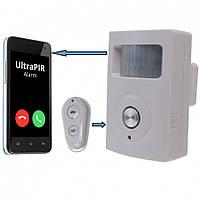 GSM cигнализация EXPRESS GSM ULTRA стандарта 3G с питанием от батареи InterVision Electronics, Великобритания