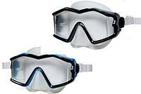 Маска для плавания Intex 55982 от 14лет, маска для дайвинга, подводная маска, очки маска для плавания