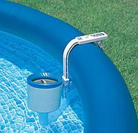 Скиммер для бассейна Intex 28000 (58949), скиммер навесной для бассейна, скиммер фильтр бассейна
