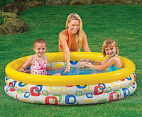 Бассейн надувной для детей Intex 58439 147*33см, детский надувной бассейн, бассейн интекс, бассейн для дачи