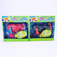 """Мыльные пузыри """"Пистолет"""" 6886 24*24см, пистолет для пускания мыльных пузырей, детские мыльные пузыри"""