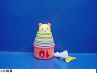 Паски пирамида для песочницы 266, пасочки детские, игрушки в песочницу, набор игрушек для песочницы