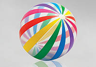 Мяч пляжный Intex 59066 107см, надувной мяч, мяч для пляжа, мяч надувной детский, детский мяч Интекс