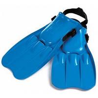 Ласты для плавания Intex 55931 размер 38-40, ласты для бассейна, ласты Интекс, лучшие ласты для плавания