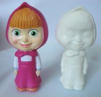 """Вайнер кондитерский силиконовый для мастики """"Маша 3D"""" (большая)"""