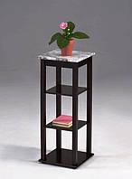 Подставка для цветов (столешница - мрамор)