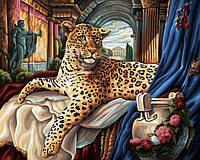 """Картины по номерам «Schipper» (9130384) художественный творческий набор """"Римский леопард"""", 50х40 см"""