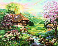 """Картины по номерам «Schipper» (9130505) художественный творческий набор """"Весна"""", 50х40 см"""