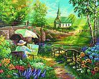 """Картины по номерам «Schipper» (9130506) художественный творческий набор """"Лето"""", 50х40 см"""