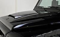 Накладка на капот BRABUS G800 Mercedes-Benz G-Class (W463)