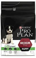 Pro Plan Puppy Large Breed Robust корм для щенков крупных пород с курицей