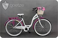 Женский велосипед городской Goetze (+ корзина)