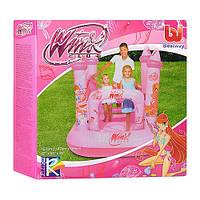 Детский игровой центр Bestway «Замок Winx» с батутом