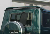 Спойлер BRABUS узкий Mercedes-Benz G-Class (W463)