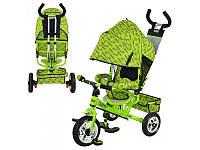 Детский трех колесный велосипед М 5361-2