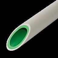 Труба PN20  диаметр 20  FORA 4м полипропилен для холодной воды, для питьевой воды