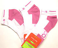 Цветные женские носки для спорта