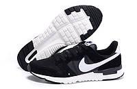 Черные мужские кроссовки для бега и занятий спортом Nike Archive 83.m  (модные новинки весна, лето, осень)