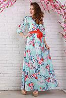 Красивое и стильное платья в пол