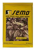 Семена базилика фиолетового Dark Purple (дарк перпл) 25 гр