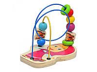 Деревянная игрушка на логику Маша и Медведь Metr+ GT 5946