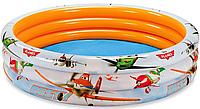 Надувной детский бассейн Дисней Самолёты Intex 58425