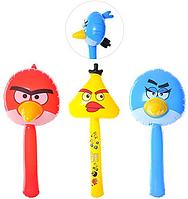 Детская надувная игрушка MS 0802 Angry Birds (3 вида)
