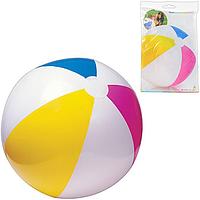 Детский надувной мяч  Intex 59030 (разноцветный)