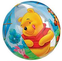 """Детский надувной мяч Intex Disney """"Винни Пух"""" 58056 (61 см)"""