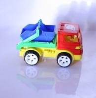 Игрушка автомобиль М1 Мусоровоз тм Орион